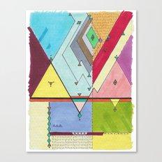 Prism # 1 Canvas Print