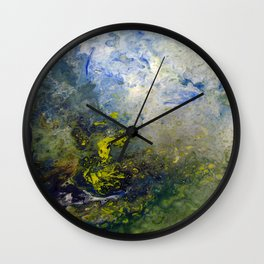 Color game Wall Clock