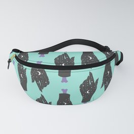 Day & Night - Illustration Fanny Pack