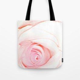 pink rose 1 Tote Bag