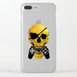 Gamer Clear iPhone Case