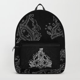 Celtic Triqueta Backpack
