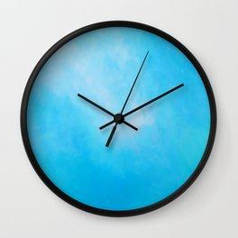 Elevation Wall Clock