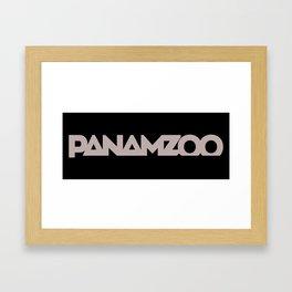 Panamzoo Framed Art Print