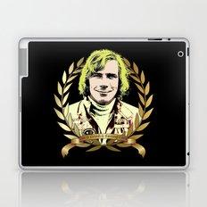 James Hunt Laptop & iPad Skin
