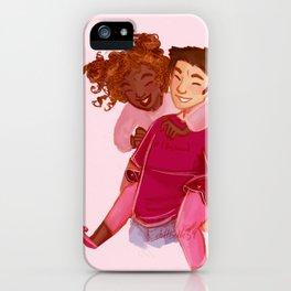 Frazel iPhone Case