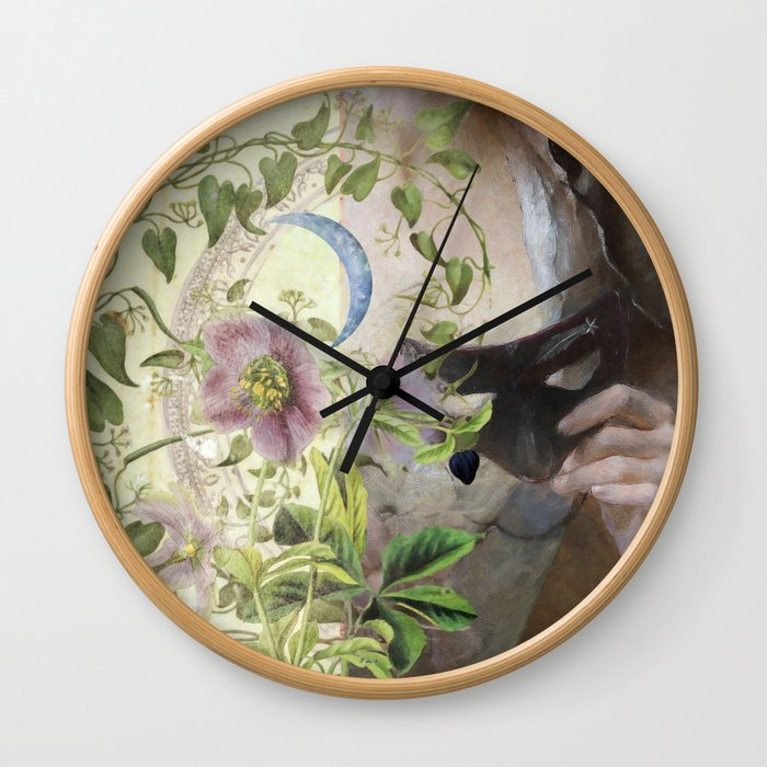 One Night in Venice Wall Clock