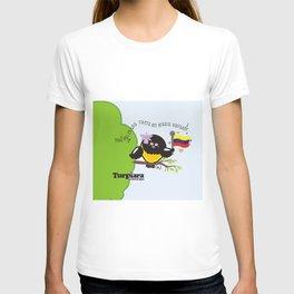 Yo nací en una ribera del Arauca vibrador T-shirt
