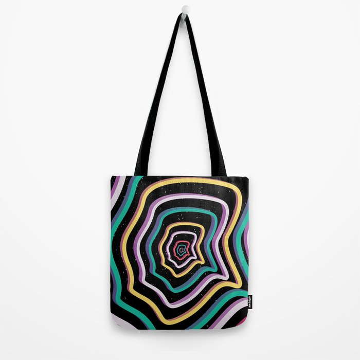 World Trip Tote Bag