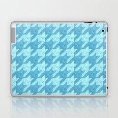 squid houndstooth Laptop & iPad Skin