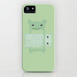 Eaten. iPhone Case