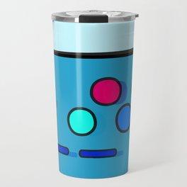 Ice cream lover video game Travel Mug