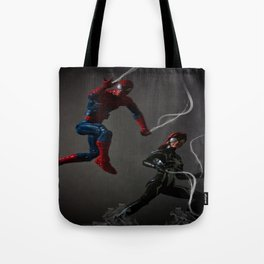 Web Kickin' Ass Time Tote Bag