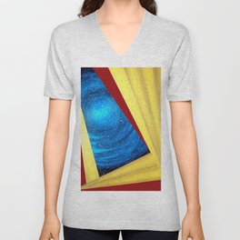 View Into My Universe Unisex V-Neck