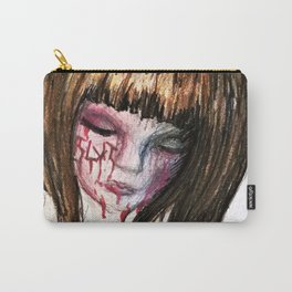 Scarred Child Halo Carry-All Pouch