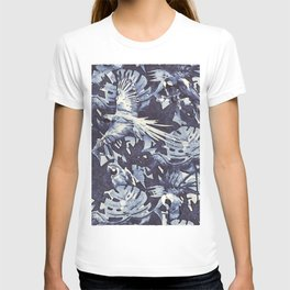 Tropical II - watercolor T-shirt