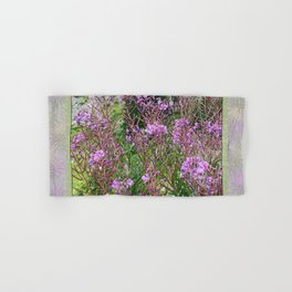 FIREWEED GOING TO LATE SUMMER SEED Hand & Bath Towel