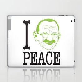 I __ Peace Laptop & iPad Skin