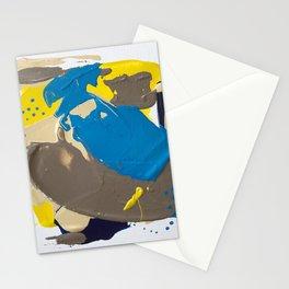 Miniature Original - neutral tones Stationery Cards