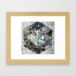 7thgen Framed Art Print