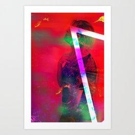 Sweet Release II Art Print