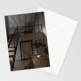 American House Stationery Cards