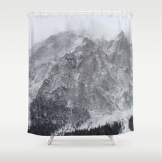 Mountains of Austria Shower Curtain
