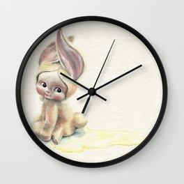Baby-Pee-a-Little Wall Clock