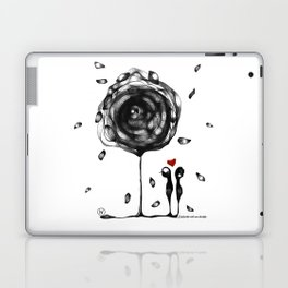 """L'amore accade"" Laptop & iPad Skin"