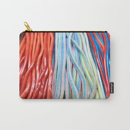 Long colorful marmalade Carry-All Pouch