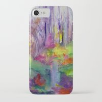 vermont iPhone & iPod Cases featuring VERMONT by Shayna Carolyn