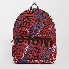 Fashion SketchBook Backpack