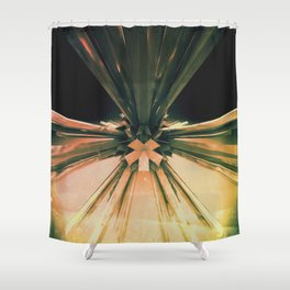 KAOS XII Shower Curtain