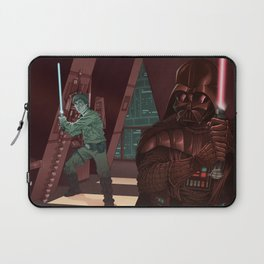Father vs. Son  Laptop Sleeve
