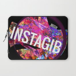 INSTAGIB Album Cover Laptop Sleeve