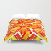 marley Duvet Covers featuring IRIE by Chrisb Marquez