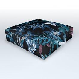 EXOTIC GARDEN - NIGHT XIV Outdoor Floor Cushion