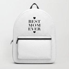 Best Mom Ever Backpack