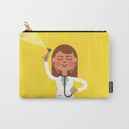 Dr. Doctor Carry-All Pouch
