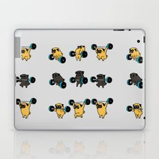 OLYMPIC LIFTING PUGS Laptop & iPad Skin
