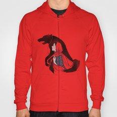 Taming of the wolf Hoody