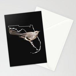 Florida – Northern Mockingbird Stationery Cards