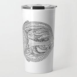 Anatomical Eyeball Travel Mug