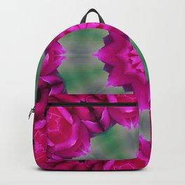 rose mandala Backpack