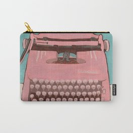 Write, or Pink Smith Corona Carry-All Pouch
