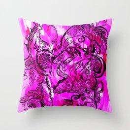 貔貅 Pi.Xiu Throw Pillow