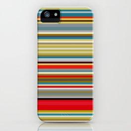 Stripes iPhone Case