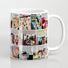 Sick of Men Coffee Mug