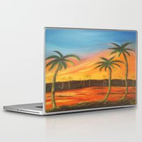 desert Laptop & iPad Skins featuring Desert by ArtSchool