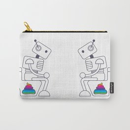 Be Different Carry-All Pouch